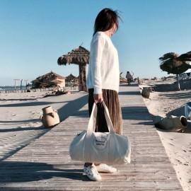 sac de voyage polochon Maman Adorée