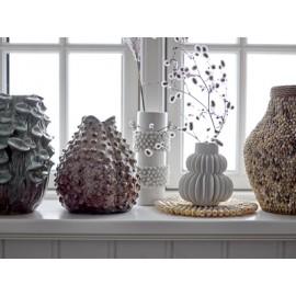 Vase coquillage vert d'eau