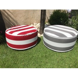 Pouf in&out gonflable transat