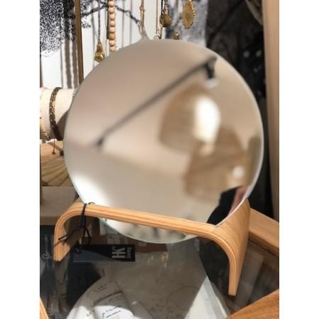 miroir bois de Saule