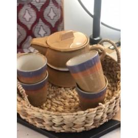 Set de 4 Mugs à café