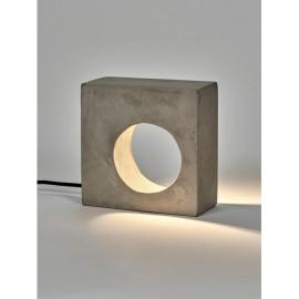 LAMPE DE TABLE FLASTAIRE L21,5 x L95,452 x0 0H02017,953 C2M55 BETON