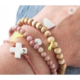 Bracelet élastique Essentiel Margote Ceramiste
