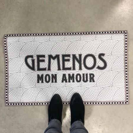 Tapis de couloir Gémenos Mon amour