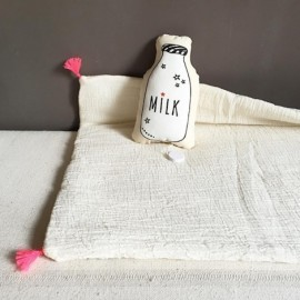 Coussin Musical Milk - Annabel Kern