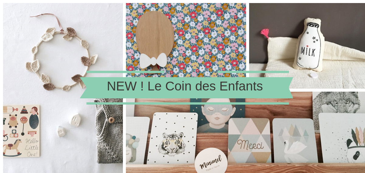 Corner Enfant Beau M Store